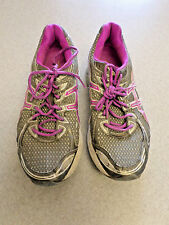 Asics GT-2170 Gray and Purple Running Shoes Women's 9.5