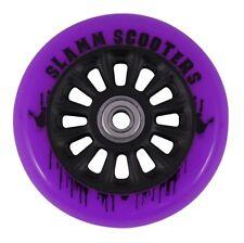 Slamm - Nylon Core Wheels - 100mm - Purple- Scooter Wheels ***One Wheel***
