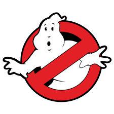 Ghost Busters logo Sticker Decal Phone laptop car window locker mac book 20056