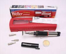 NEW Weller Portasol Cordless Self Igniting Butane Soldering & Heat Tool Kit EOD