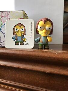 Kidrobot X The Simpsons Herman Hermann