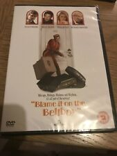 Blame It On the Bellboy DVD (2004) NEW & SEALED - Cheapest On eBay! Free P&P