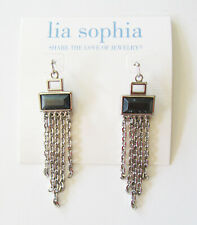 Lia Sophia Jewelry High Rise Earrings RV$48