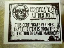 Twiztid Jamie Madrox Toy Lot Funko oop rare icp oop htf mne
