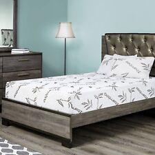 Customize Bed 6 Inch Gel Memory Foam Mattress, queen -- CertiPUR-US® Certifie...