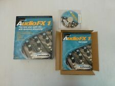 Vintage Cakewalk Audio FX 1 Software Windows BIG BOX Computer CD-Rom