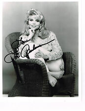 Loni Anderson in her prime Autographed Photo 8X10 RARE, BARE FEET, NICE FEET