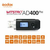 Godox AD400Pro 400Ws TTL HSS Outdoor Flash Li-on Battery 2.4G Wireless X System