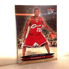 LeBron James 2003-2004 Fleer Ultra Rookie Card #171 FREE SHIP Hummer Version