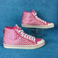 c7bbcbdcf80286 adidas ORIGINALS HONEY MID pink satin TREFOIL superstar samba women s 8