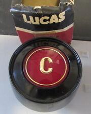 Commer Cob Horn Button OEM Lucas PN 33554A Rootes1202072 NOS Excellent Condition