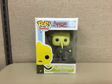 FUNKO Pop! Television: Adventure Time - Lemongrab # 53 with Clear Case Protector