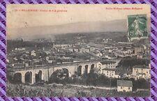 Cartolina - Bellegarde - Viaduc e vista générale