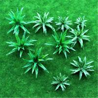 10x vert plantes artificielles ménage mariage printemps été salon décoratBB