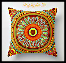 Bohemian Geometric Decorative Cushions & Pillows