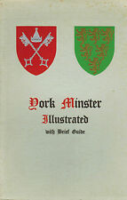 Green, York Minster Illustrated, Cathedral Church St. Peter, 46 photographs 1950