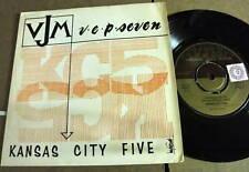KANSAS CITY FIVE 45 Import EP VJM Jazz Bubber Miley