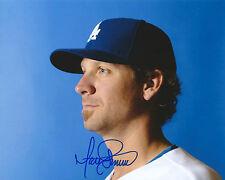 **GFA Los Angeles Dodgers *MATT GUERRIER* Signed 8x10 Photo M1 COA**