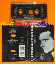 MC RENATO ZERO L'imperfetto 1994 holland FONOPOLI FON 477481 4 cd lp dvd*vhs****