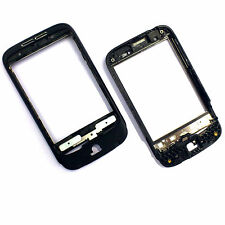 100% ORIGINALE HTC Wildfire G8 Alloggiamento Anteriore Coperchio Lunetta Surround FASCIA NERO