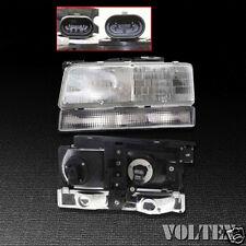 1993-1996 Buick LeSabre Park Avenue Headlight Lamp Clear lens Halogen Left