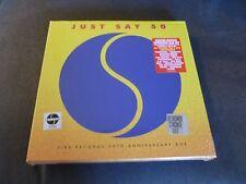 Just Say 50 Sire Records 50th Anniversary Box 4xLP NEW #0004/2500 Vinyl Box Set