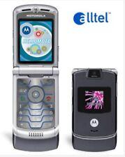 Motorola RAZR V3C ALLTEL Cellular Phone GRAY