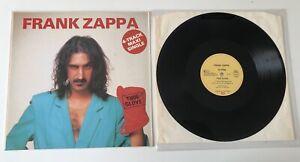 "RARE 12"" 1984 GERMANY FRANK ZAPPA TRUE GLOVE 4 TRACK MAXI SINGLE IN FRANCE/BE IN"
