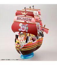 ONE PIECE QUEEN MAMA SHIP GRANDSHIP COLLECTION NEW NUEVA BANDAI