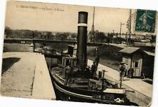 CPA  Sedan - Torcy - Le Canal - L'Ecluse   (224932)