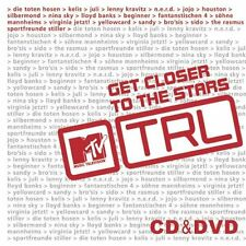 MTV TRL - Get Closer To The Stars  CD + DVD  NEU / OVP