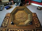 Antique Indian Copper Card Tray