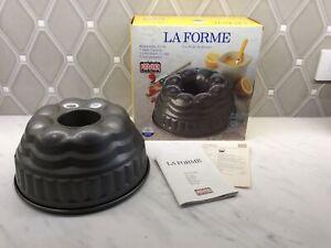 German Kaiser La Forme Backform 12 Cups Baking Non Stick Pan Crown Bund New Box