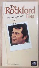 Rockford Files The The Kirkoff Case (VHS, 1994) James Woods VHSshop.com