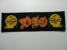 DIO   WOVEN  PATCH
