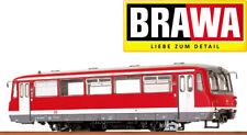 BRAWA 44300 H0 DIESEL RAILCAR BR 772 DB Ferkeltaxe w/ DCC-Interface