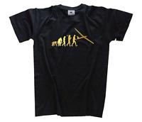 GOLD Edition Segelflieger Segelfliegen Flugzeug Segelflugzeug T-Shirt S-XXXL