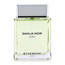 Givenchy Dahlia Noir L'eau 4.2 oz / 125 ml EDT Spray for Women *NO BOX NEW*