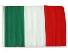 "12x18 12""x18"" Italy Italian Sleeve Flag Boat Car Garden"
