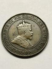 1907 Canada 1 Cent Fine #9959