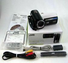 JVC Everio G Series GZ MG360 BU Hybrid Camcorder HDD