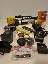 Canon Gl2 Digital Video Camcorder Ntsc.Mini Dv Professional Camera + Tons Extras