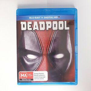 Deadpool Movie Bluray Free Postage Blu-ray - Action Superhero