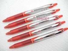 5 x Pilot V Ball RT 0.5mm Extra Fine Retractable Rollerball Roller Ball Pens, R