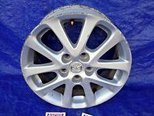 "2007-2009 Mazda 3 Alloy Wheel Rim 16""x6 1/2"" Factory OEM"