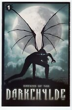 Dreams of the Darkchylde (2000) #1 DF Chrome Retailer Incentive Ltd 2,500 VF