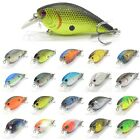 2 3/4 inch 3/8oz Crankbait Fishing Lures Slow Floating Jerkbait Tank Tested C658