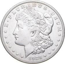 1921-S Morgan Silver Dollar - Last Year Issue 90% $1.00 Bullion *764