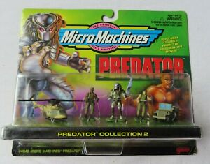 Micro Machines - Predator -  Collection #2 By Galoob in 1996