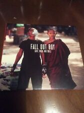 Fall Out Boy CD Save Rock And Roll. VG condition.